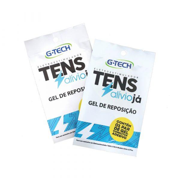 eletroestimulador tens g-tech gel guarapuava paraná