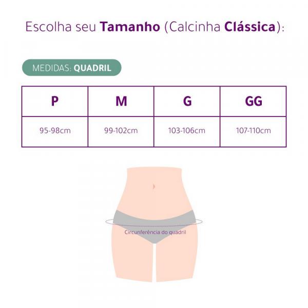 calcinha menstrual guarapuava paraná