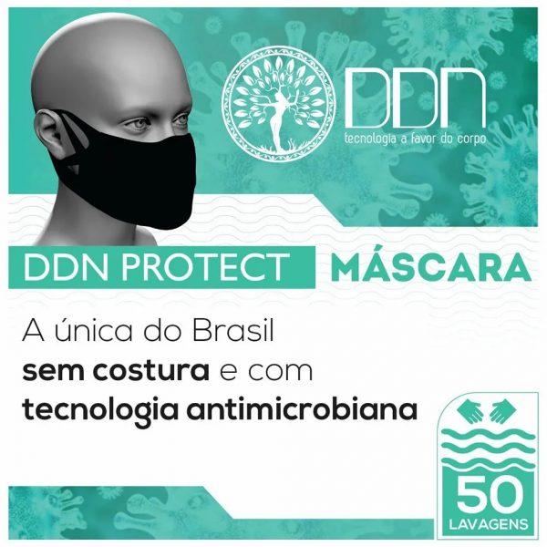 máscara antimicrobiana antiviral antiodor proteção em guarapuava paraná