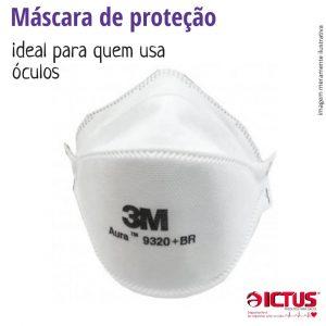 máscara descartável óculos proteção em guarapuava paraná