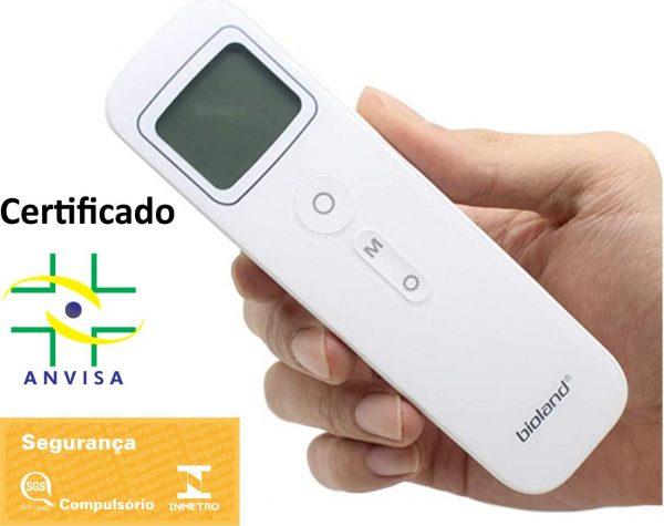 termômetro testa infra-vermelho guarapuava paraná