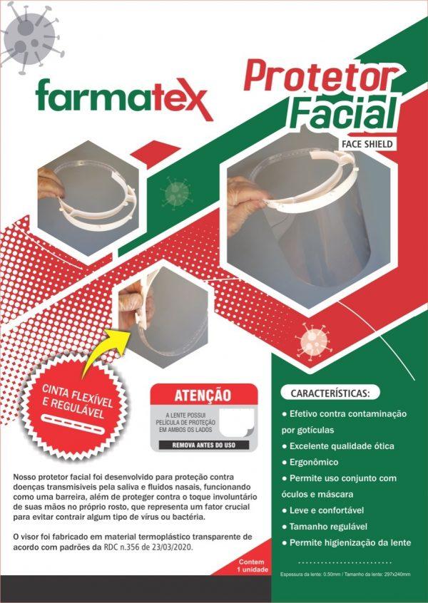 protetor facial guarapuava paraná