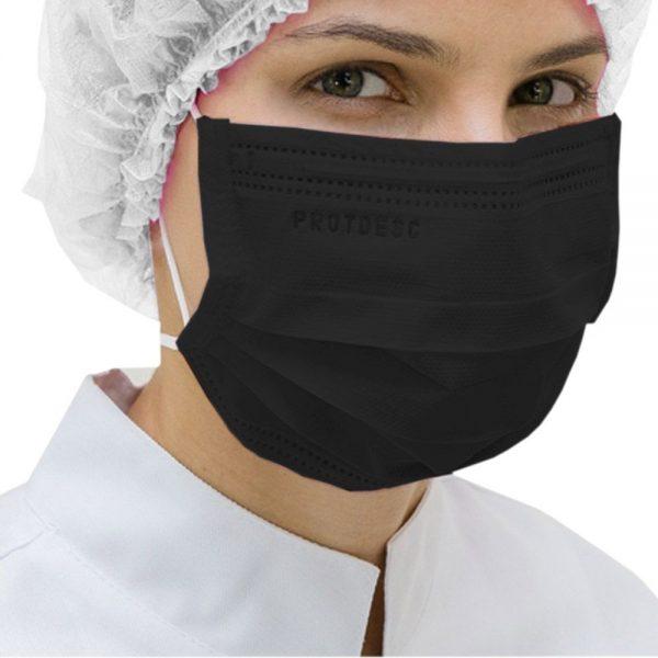 máscara cirúrgica descartável proteção em guarapuava paraná