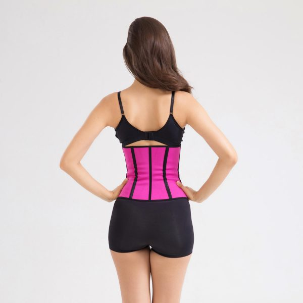 cinta abdominal modeladora lingerie waist trainer em guarapuava paraná