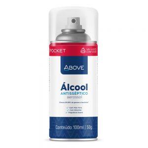 álcool antisséptico spray aerossol em guarapuava paraná