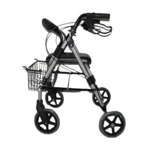 andador dobrável assento retrátil cesta removível em guarapuava paraná