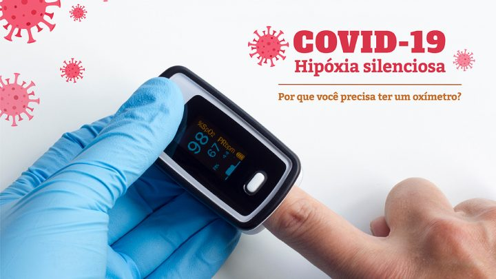 covid-19 oxímetro hipoxia silenciosa guarapuava paraná