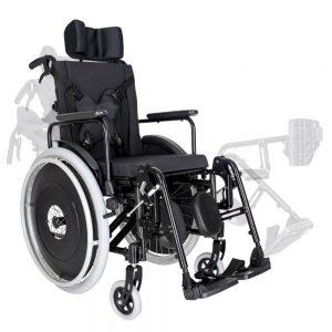 cadeira de rodas reclinável em guarapuava paraná