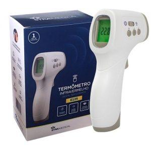 termômetro testa infravermelho digital sem contato em guarapuava paraná