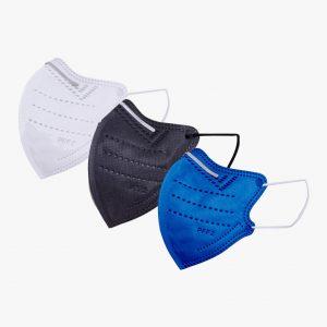 máscara de proteção respirador pff2-s n95 em guarapuava paraná