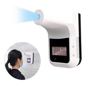 termômetro automático de parede digital infravermelho sem contato em guarapuava paraná