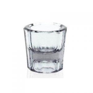 pote dappen vidro transparente em guarapuava paraná